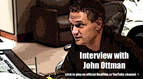 Exkluzivní rozhovor s Johnem Ottmanem