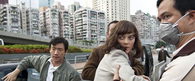 Nákaza (2011)