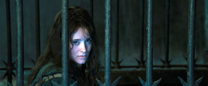 Hon na čarodějnice (2011)
