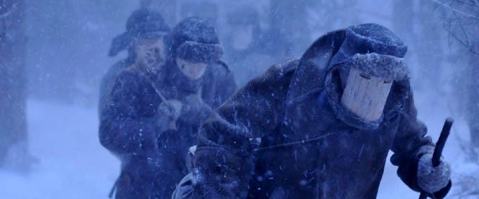 Útěk ze Sibiře (2010)