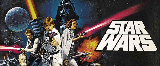Hvězdné války (1977, 1980, 1983, 1999, 2002, 2005)