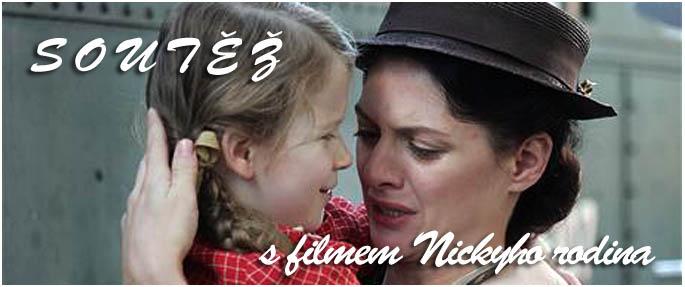 Soutěž o vstupenky na film Nickyho rodina